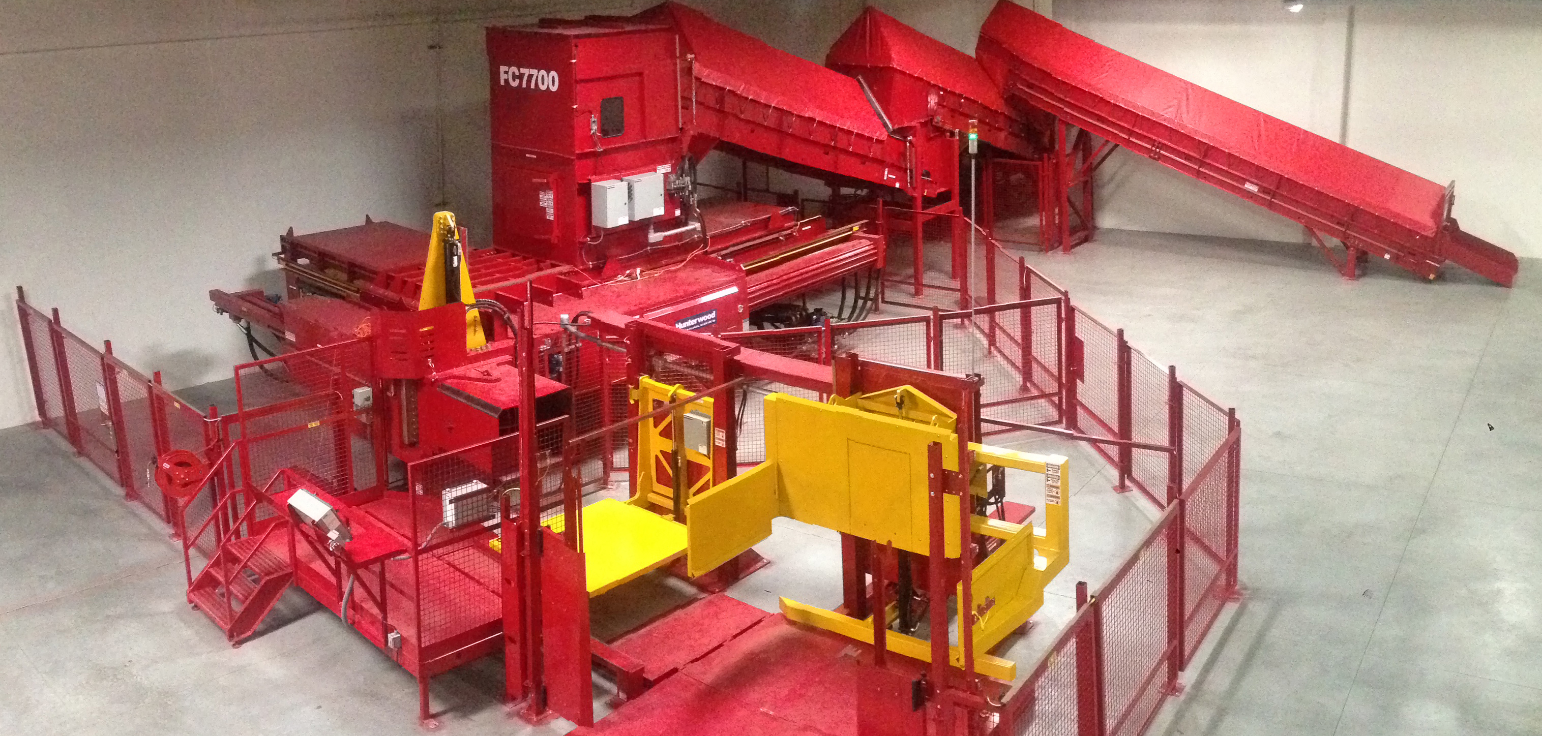 Forage Processing Equipment