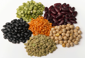 Pulses and Cereal Crops