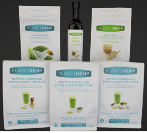 Planet Hemp Retail Products