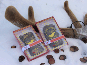 Deer Products - Velvet Antler and Tendons