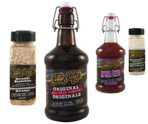 Barbecue Sauces and Seasoning/Rubs