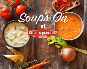 Custom Soups, Sauces, Dips and Fillings