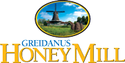 Greidanus Honey Mill
