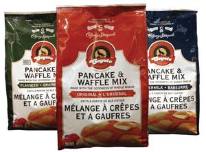 Breakfast Foods, Pancake & Waffle Mixes