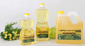 Canola Oil and Other Food Oils