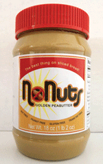 Nut Free Golden Peabutter