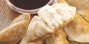 Potstickers, Dumplings and Gyoza
