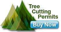 Tree cutting permits ? buy now!